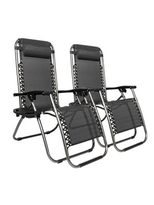Amazon.com: Tenozek - 2 sillas plegables y plegables, sillas ...