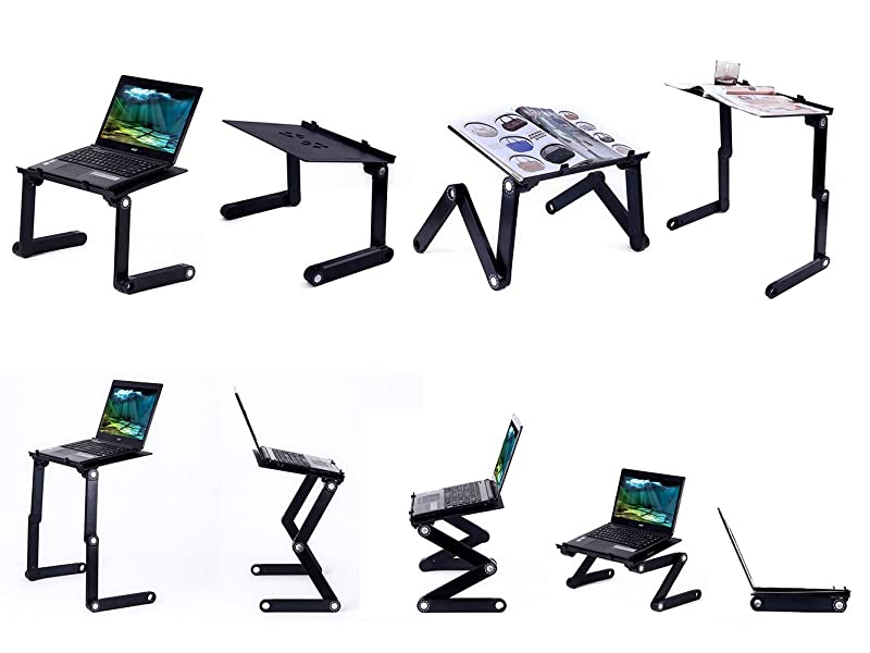 amazon com  desk york portable laptop stand