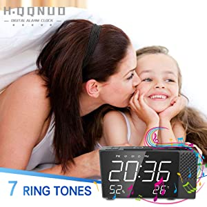 alarm clock for bedroom