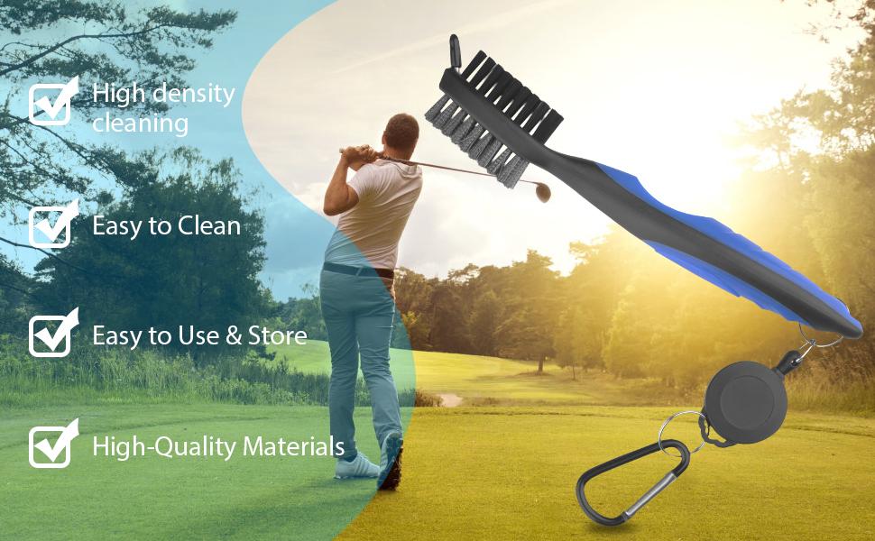 VISATOR golf brush cleaner