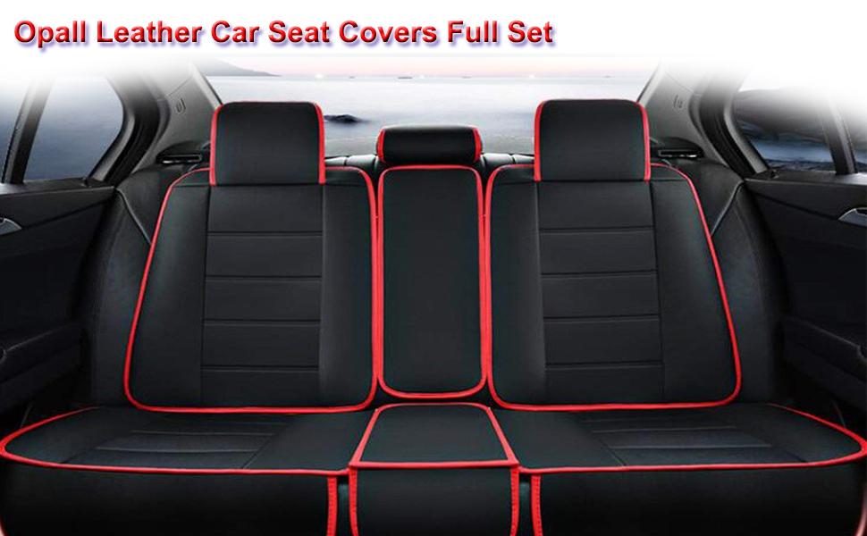 Gris Juego Completo De Lujo Confortable tela terciopelo de asiento de coche covers//protectors