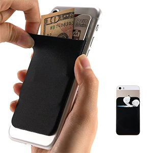 Amazon.com: COCOFU Cell Phone Card Sleeve [Double Secure