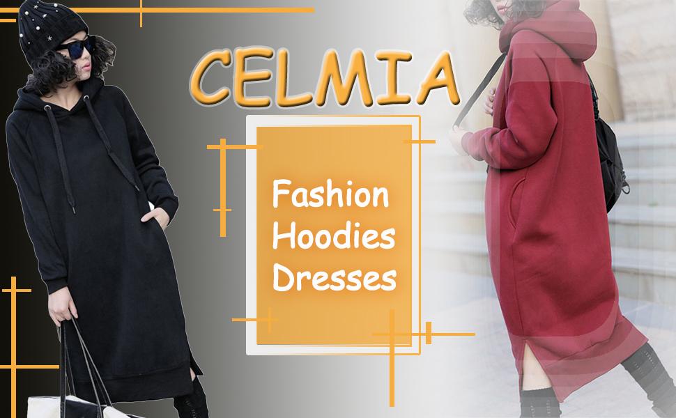 Fashion hoodies dresses