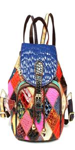 30e25ac327 OURBAG Womens Multi-color Woven Shoulder Messenger Bag Tote Handbag ·  OURBAG Messenger Bag Patchwork Small Flap Bags Design Crossbody Bag ...