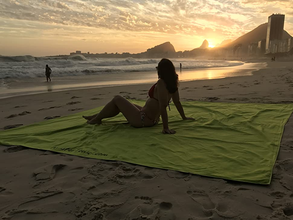 Monster energy beach towel