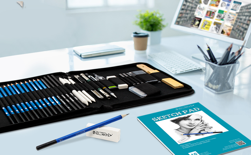 NILTECH PENCIL SET