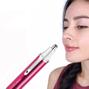 Nose trimmer can trim your hair which in your nose and ear.