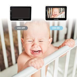 VOX babymonitor babyproducts goodbabycare mom sleep