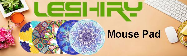 LESHIRY Round Mouse Pad