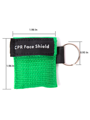 Amazon.com: KONGDY CPR - Máscara facial: Health & Personal Care