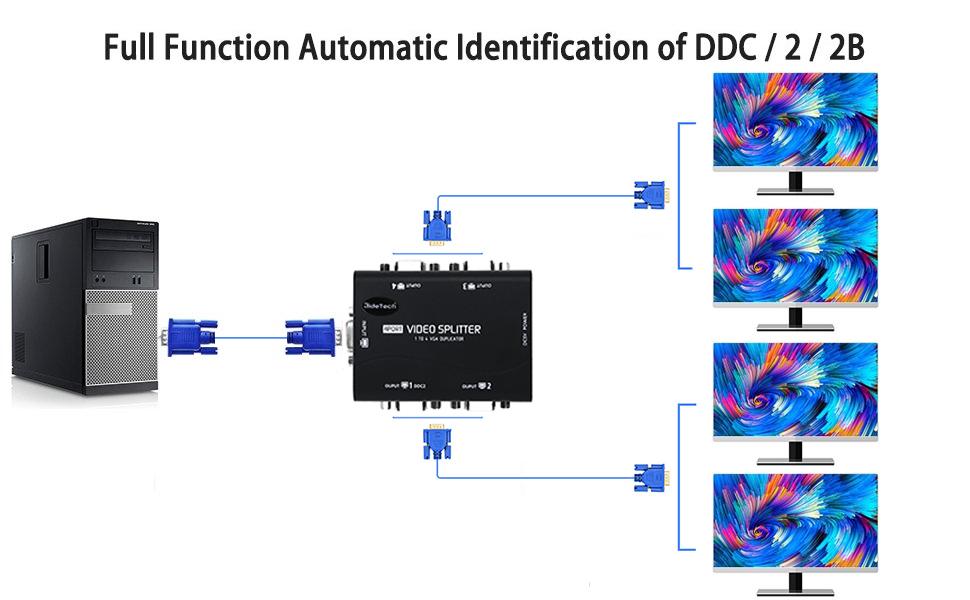 on ddc2 vga wiring diagram