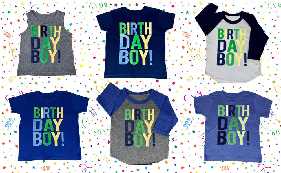 Bday Boy Collage