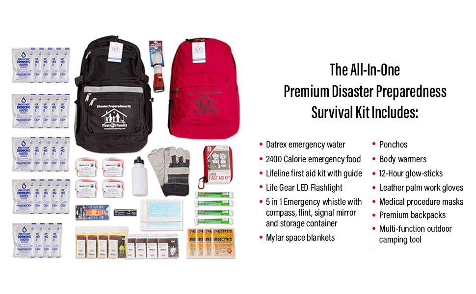 Survival Kit, Emergency Kit