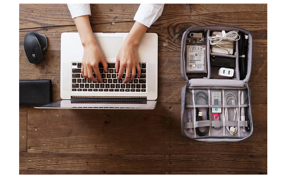Electronic Organizers Bag