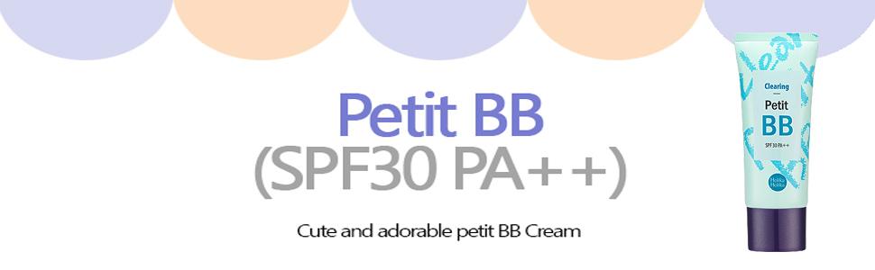 Aqua Petit Jelly BB Cream by holika holika #22