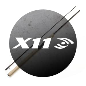 X-11 logo