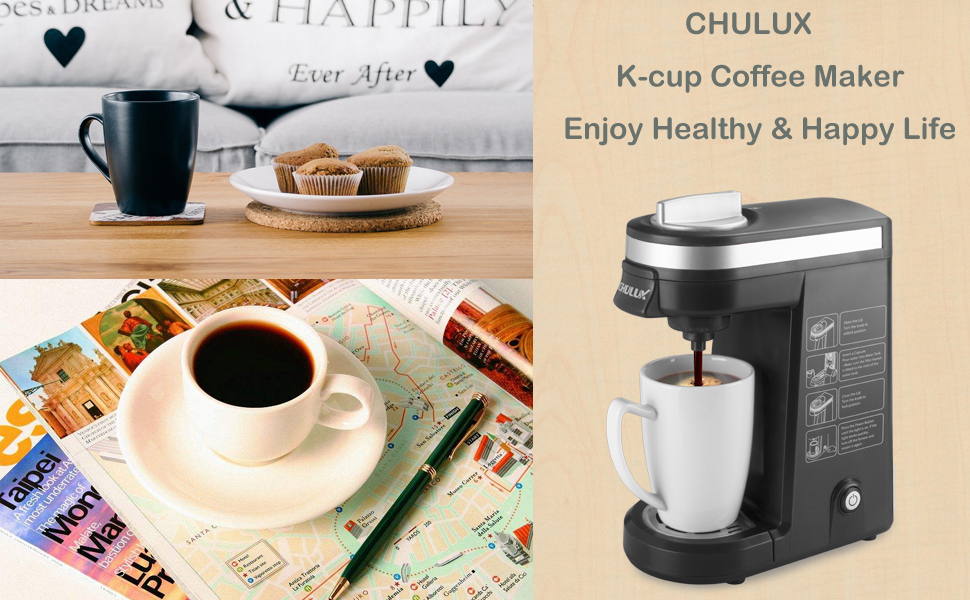 enjoy the healthy u0026 happy life with chulux - Kcup Coffee Makers