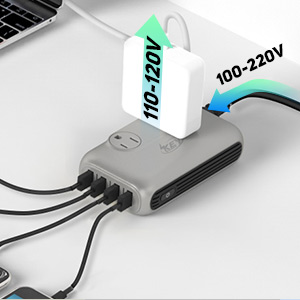 use your laptop computer in 220V/240V countries safely