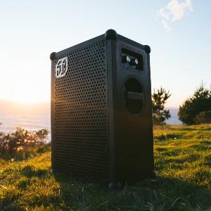 loud outdoor speaker