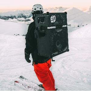 lightweight portable speaker