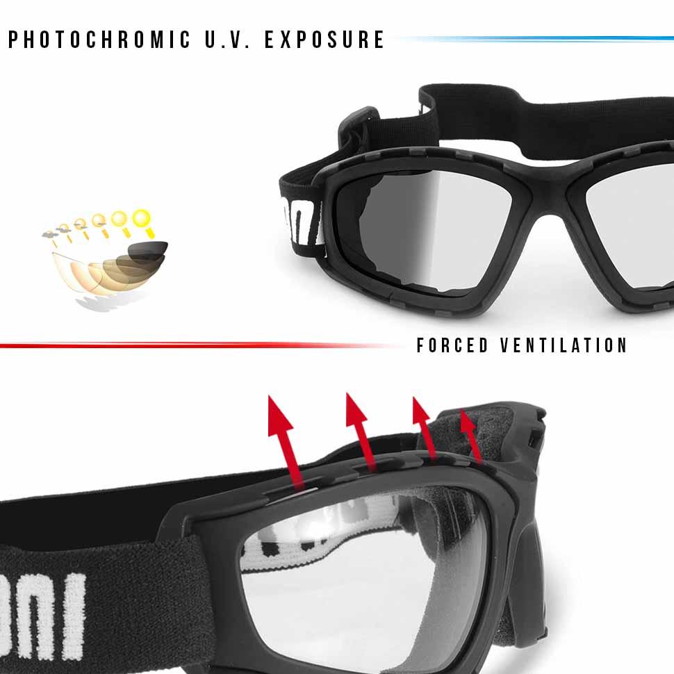 Bertoni Glasses