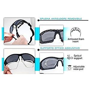 optical clip for prescription lenses