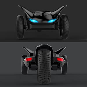 Amazon.com: TOMOLOO - Patinete eléctrico de tres ruedas para ...