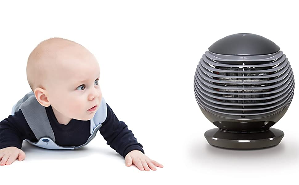 safe heater children pets babies fire