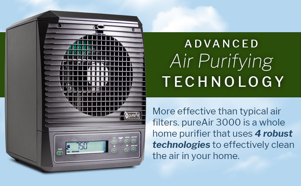 Advanced Air Purifying Technology