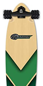 Amazon.com : Shark Wheel California Rolls Skateboard Wheels 60mm ...