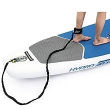 No-Slip Pad and Surf Leash