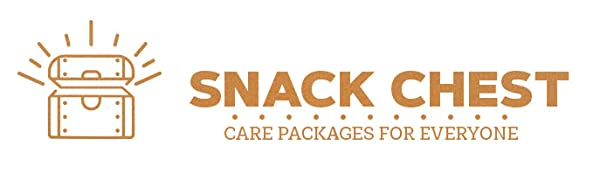 snack chest care packages for everyone
