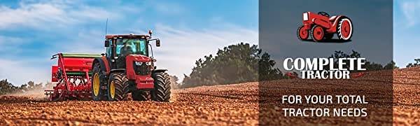 complete tractor for your total tractor needs