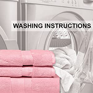 Washing Care - Dove Towels