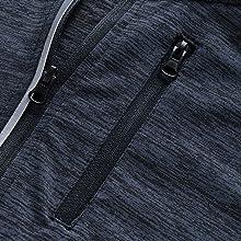 Zippered Chest Pocket