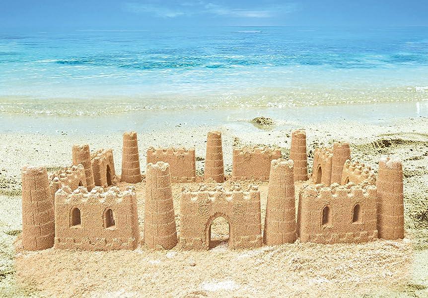 Building Sand Castles : Amazon liberty imports beach builder create a sand
