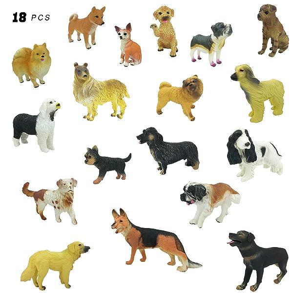 Amazon.com: Liberty Imports Set of 18 Large Deluxe Dog