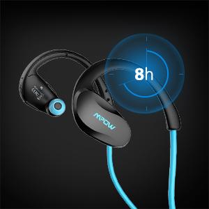 Mpow Bluetooth Neckband Headphones