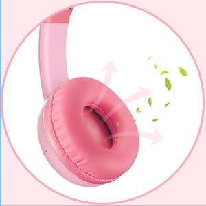 comfortable kids headphones