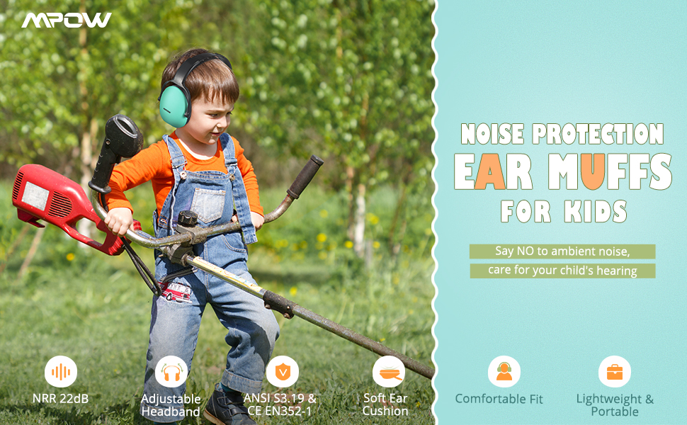 KIDS EAR PROTECTION