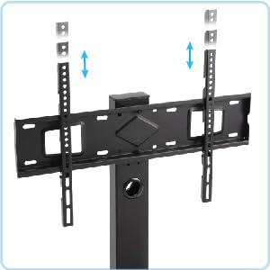 height adjustable tv stand