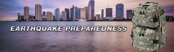 Earthquake Preparedness Kits