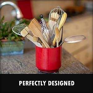 utensil cannister