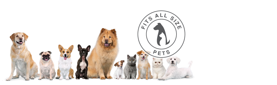 Fits All Size Pets