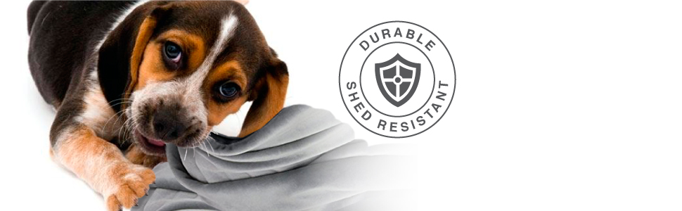 Durable Shed Resistant
