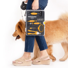Complete Pet Grooming Tools in One Kit