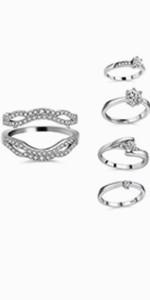 ring enhancer women,women ring set