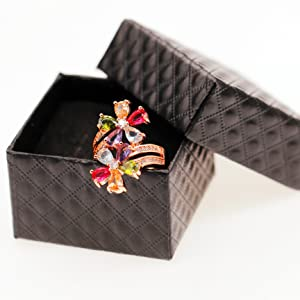 crystal ring, swarovski crystal rings, crystal engagement ring, crystal rings, austrian crystal ring