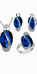 women jewelry set,fashion jewelry set,girls jewelry set,wedding jewelry set,anniversary jewelry set