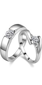 adjustable rings sets for teen girls,adjustable couple rings,adjustable couple ring,
